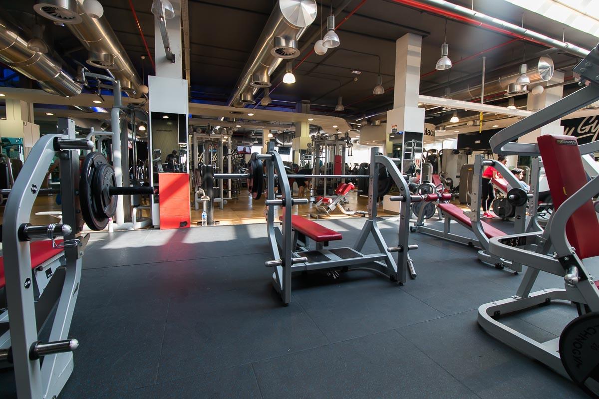 Holiday Gym La Fuensanta Móstoles