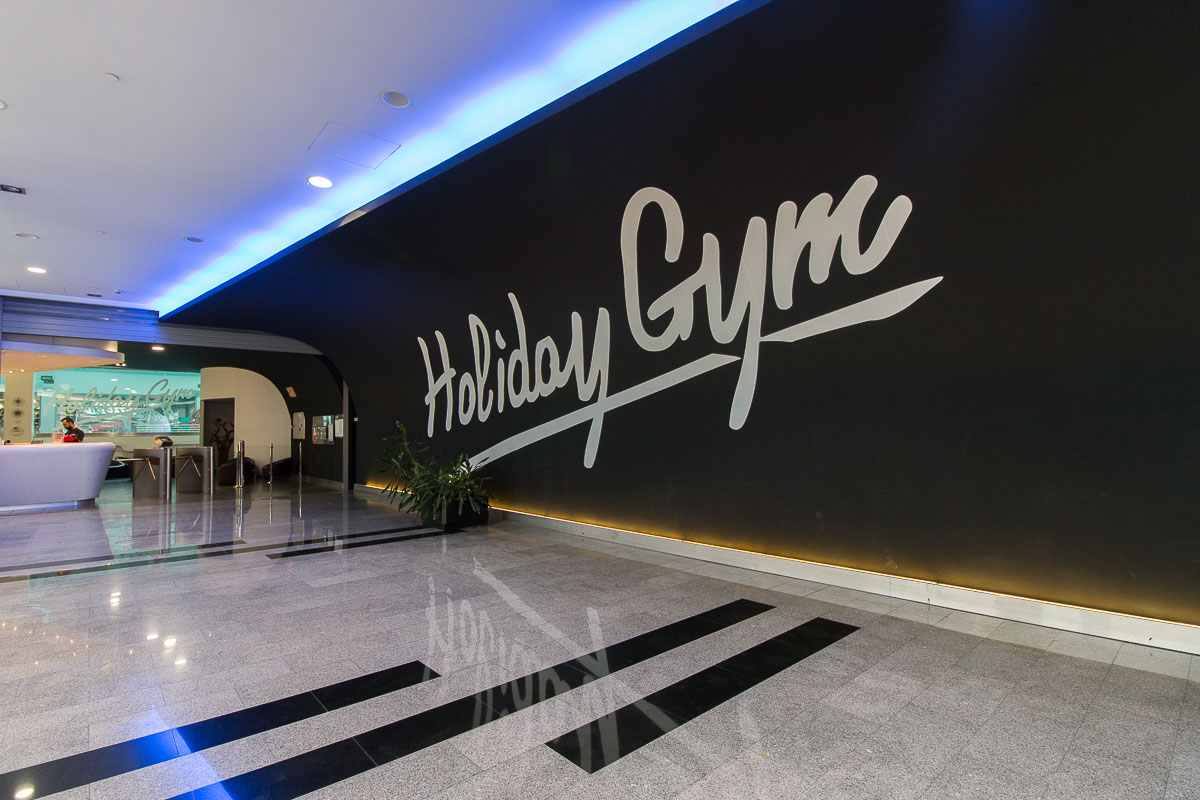 Holiday Gym La Fuensanta Móstoles
