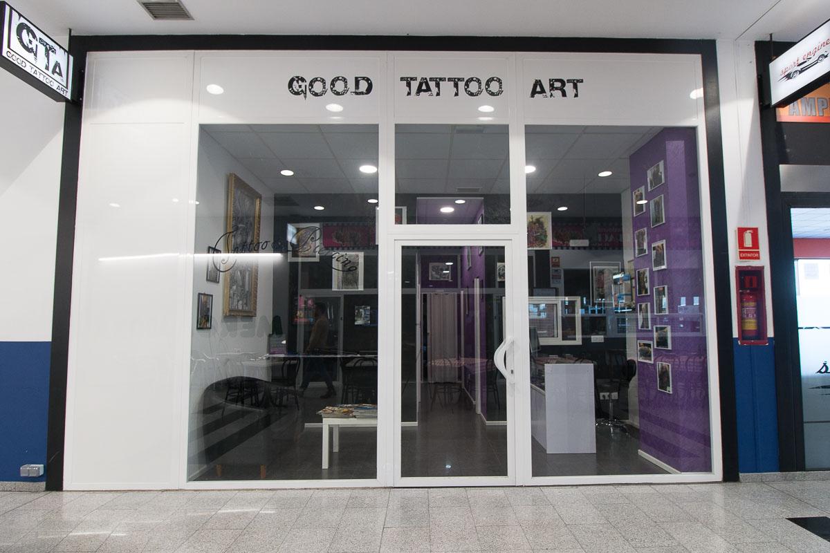Good Tattoo art