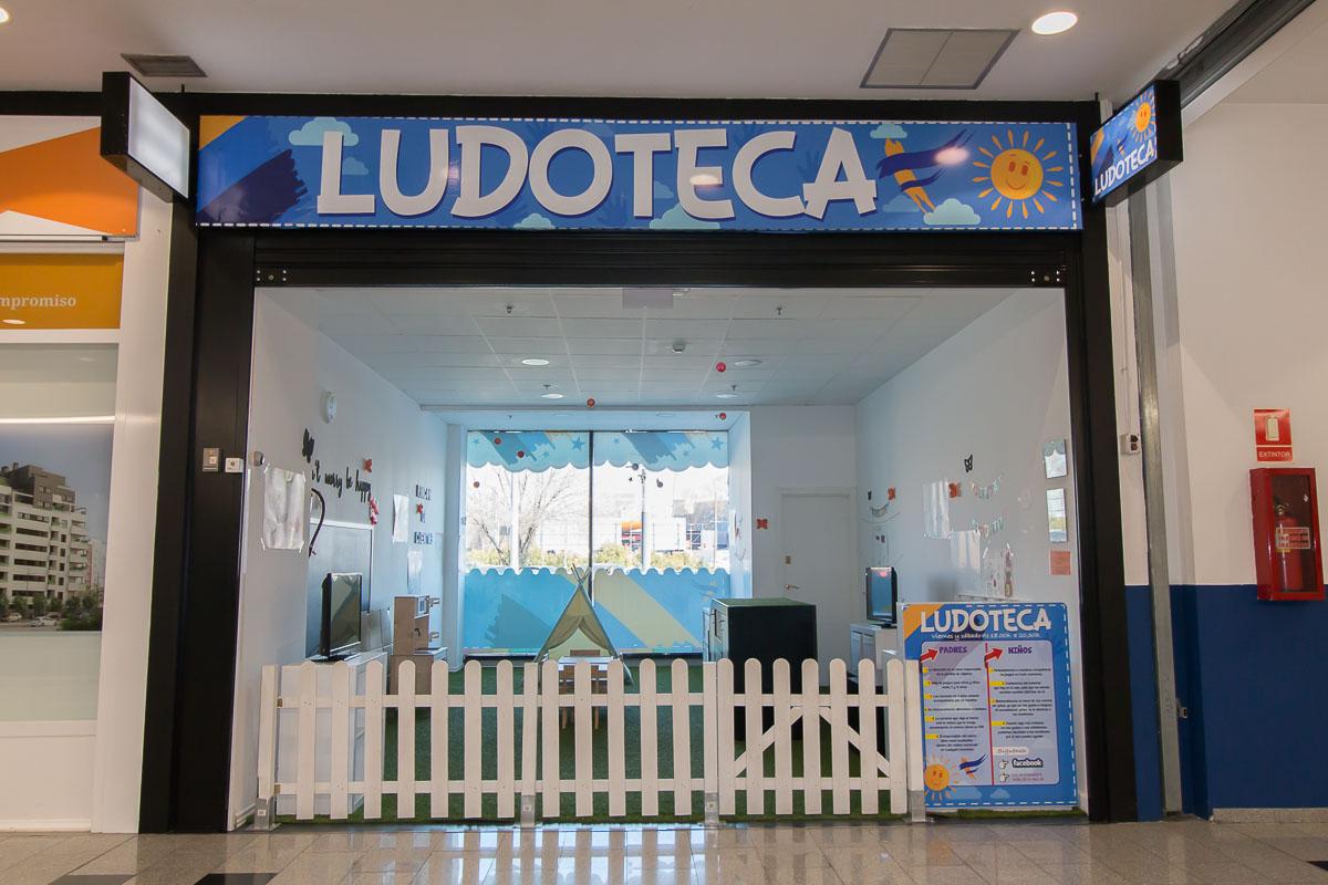 Ludoteca Centro Comercial La Fuensanta